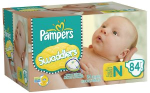 We Love these Pampers in the McGee house!