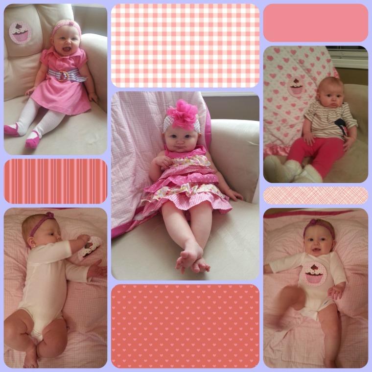 Makenzie 5 months