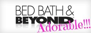 bed bath beyond adorable logo