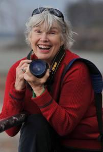 Aunt Lorraine camera